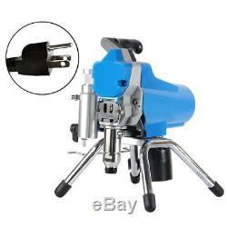 3000PSI Gun Spraying Machine 395 Airless Home Sprayer HVLP Spray Gun Painting
