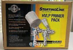 803485 Startingline by Devibiss HVLP PRIMER PACK