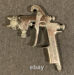 ANEST IWATA LPH200P LPH-200-122P 1.2 mm HVLP Pressure Feed Spray Gun