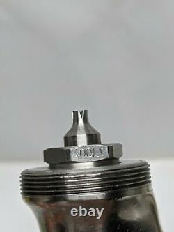 ANEST IWATA LPH400 HVLP Gravity Spray Gun LPH-400-134LV 1.3 mm LPH400LV USED