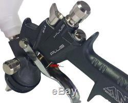 ANI F160/PLUS/S HVLP 1.2 500 cc Pistola A Spruzzo Per Verniciatura Professionale