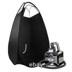 Alba. Spray Tan Machine Tent Sunless Spray Gun HVLP System Professional
