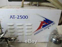 American Turbine AT-2500 HVLP Paint Sprayer withAccessories