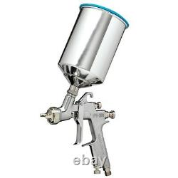 Anest Iwata LPH300LV Gravity Feed HVLP Paint Spray Gun 1.3mm Nozzle & Cup 65703