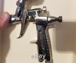 Anest Iwata LPH80 HVLP Miniature Spray Gun. 80
