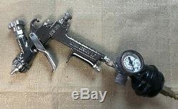 Anest Iwata LPH-300 (LPH-101-LV4 HVLP) Gun 1.3 Tip with Regulator FREE SHIP