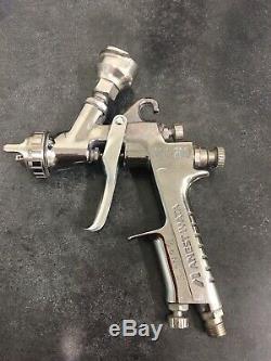 Anest Iwata LPH-300 (LPH-101-LV4 HVLP) Paint Gun/Sprayer FREE SHIP