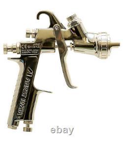 Anest Iwata LPH-400-144LV 1.4mm Spray Gun with cup PCG-6P-M LPH400 144LV HVLP