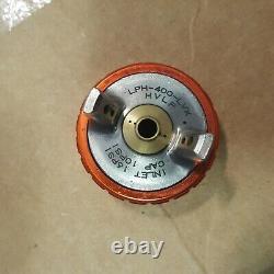 Anest Iwata LPH-400 1.3 Spray Gun (no Cup) LPH-400-LVX HVLP Orange Tip #4