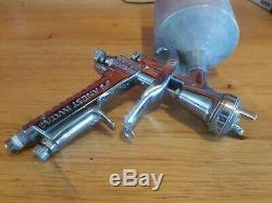 Anest Iwata LPH-400 LPH400 LV4 Paint Spray Gun LPH400 HVLP D9