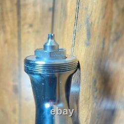 Anest Iwata LPH-400-LV4 HVLP Paint Spray Gun With 1.3mm Nozzle Tip + Silver Cap