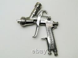 Anest Iwata LPH-400 Paint Spray Gun with LPH-400-LV4 HVLP Cap & 400LV, 1.8mm Tip