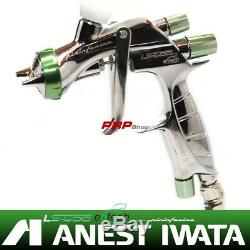 Anest Iwata LS-400 Entech ETS HVLP Master Kit by Pininfarina con Manometro AFV-1