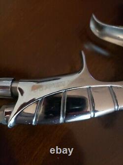 Anest Iwata LS-400 Pininfarina HVLP Spray Gun Withcup Excellent Condition