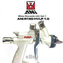 Ani R150 HVLP 1.0 Mini Aerografo Pistola A Spruzzo Verniciatura Professionale