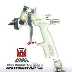 Ani R150 HVLP 1.2 Mini Aerografo Pistola A Spruzzo Verniciatura Professionale