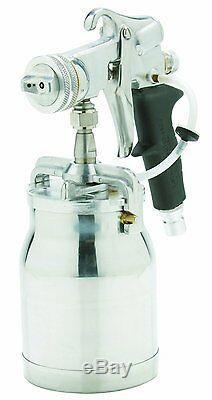 Apollo 5011 1 Qt. Cup Gun Bleeder Spray Gun for HVLP Turbine Systems
