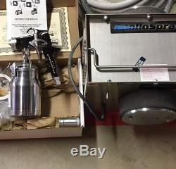 Apollo HVLP spray gun and turbine