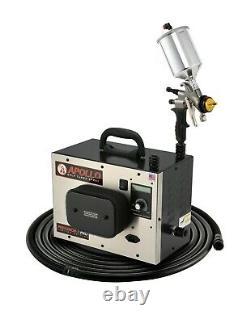 Apollo LIMITED EDITION HVLP Precision 5 PRO Spray System w 7700GT Gun & 32' hose