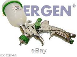 BERGEN Professional Mini Very Low Pressure HVLP Spray Gun for compressor A8700