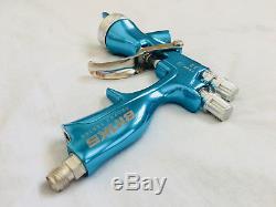 BINKS TROPHY SERIES HVLP GRAVITY FEED SPRAY GUN KIT 1.2mm 1.4mm 1.8mm NEW
