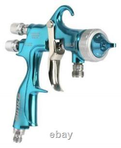 Binks 2465-10HV-33SO Trophy HVLP Pressure Fed Spray Gun 1.0 mm Fluid Nozzle 33 a