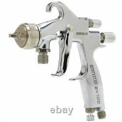 Binks 7041-6931-1 Hvlp Spray Gun, Pressure