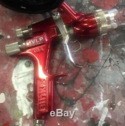 Binks M1-g Hvlp Gravity Feed Pro-spray Gun Awesome Pricemust See