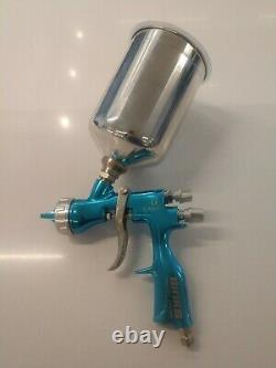 Binks Trophy Gravity Feed HVLP Spray Gun with1.4mm spray nozzle