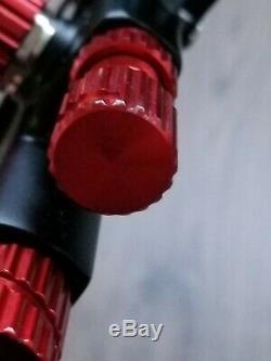 Brand new, Spectrum black widow gravity feed air spray gun HVLP GUN ONLY