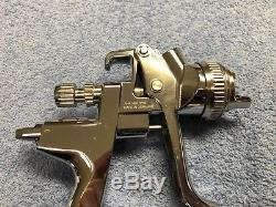 CLEAN SATA JET 4000 B HVLP Non-Digital Paint Spray Gun 1.4 Tip