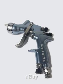 DEVILBISS ADVANCE HD-1 HVLP Spray Gun Gravity Feed Auto Paint, Topcoat, Touch-Up