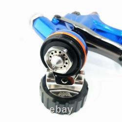 DV1 water based HVLP Air Spray Paint Gun Tips 1.3mm with tank Car Paint TooL CV1