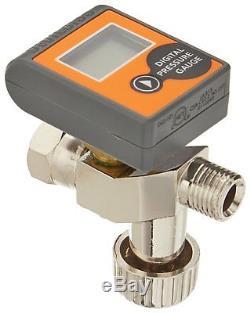 DeVILBISS DIGITAL GAUGE AIR REGULATOR Precise Air Control HVLP Paint Spray