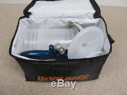 DeVILBISS Finishline FLG-4 HVLP Finish Gun Kit