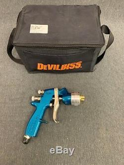 DeVILBISS Finishline FLG-4 HVLP Finish Gun Paint Sprayer PAINT GUN ONLY NO ACC