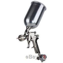DeVILBISS GFG-670 Plus Non-HVLP Finish Paint Gun with 3 Nozzles #ME-670