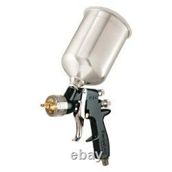 DeVilbiss 803558 Finish Line HVLP Gravity Feed Spray Gun