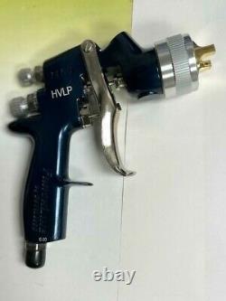 DeVilbiss 803558 Finishline 4 FLG-670 HVLP Gravity Feed Paint Gun Kit