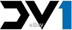 DeVilbiss DV1 HVLP 1.3mm B PLUS Gravity Feed Spray Gun Basecoat B+ Air Cap Withcup