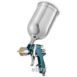 DeVilbiss FinishLine HVLP Paint Spray Gun FLG-671 Waterborne Value Kit 803559