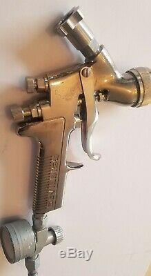 DeVilbiss GTi HVLP Gravity Feed Spray Gun 1.4 mm Tip