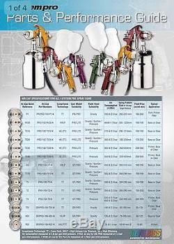 DeVilbiss GTi Pro Lite / Pro Air Cap Replacement HV25 HVLP PRO-102-HV25-K