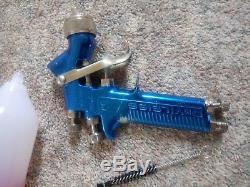 DeVilbiss SRI HVLP 215, 0.8mm Gravity Spray Gun Smart, Spot Repair