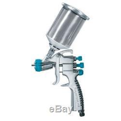 DeVilbiss StartingLine 8.5 oz. HVLP Detail Gravity Spray Gun 802405 New
