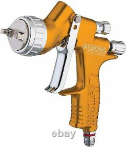 DeVilbiss TEKNA 704198 Clearcoat Paint Spray Gun TE30 HVLP 1.2 1.3 1.4