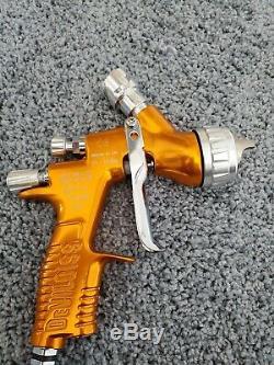 DeVilbiss TEKNA Clearcoat Auto Paint Spray Gun TE30 HVLP 1.2, 1.3, 1.4 704198
