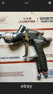 DeVilbiss TEKNA ProLite HVLP Basecoat APaint Spray Gun without Cup 1.4mm