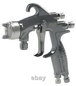 Devilbiss 905161 FLG Pressure HVLP 1.4 1.8 Nozzle Spray Gun with HAV501