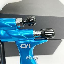 Devilbiss Blue CV1 HVLP 1.3mm Nozzle Car Paint Tool Pistol Spray Gun